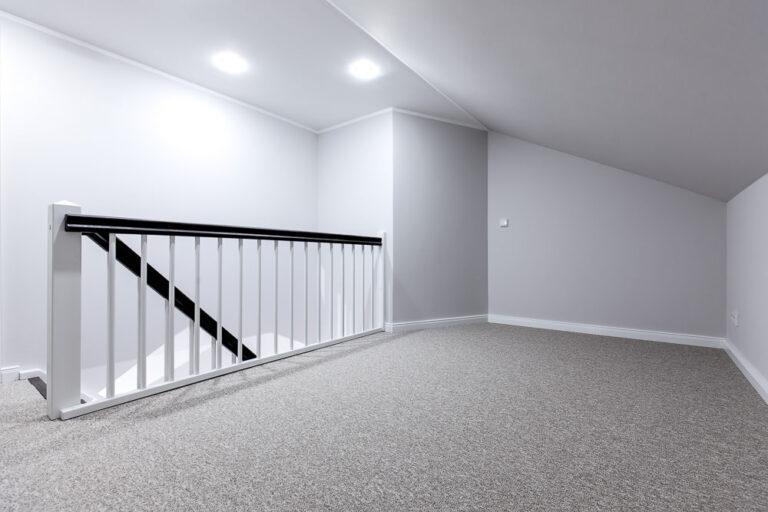 Teppich im Wohnbereich